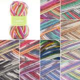 Sirdar Snuggly Baby Crofter Chunky Knitting Yarn   Various Shades  - Main