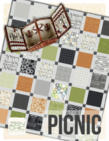 Picnic | Zen Chic | Moda Fabric | Free Downloadable Pattern