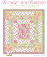 Wonderland Garden - Colette | Chez Moi | Moda Fabrics | Free Downloadable Pattern