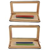 KnitPro Zing Double Pointed Knitting Pins Set | 2mm - 4mm | 15cm Long -Main Image