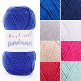 Sirdar Hayfield Sundance DK Knitting Yarn, 100g Balls | Various Shades - Main image