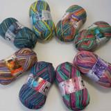 Opal Wunderland 6 Ply Sock Knitting Yarn, 150g Balls | Various Shades - main image