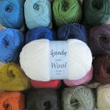 Wendy Aran with Wool | 400g Balls Knitting Yarn | Various Shades - Main Image