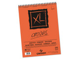 Canson XL Croquis Spiral Sketchpad 90gsm 120 sheets   Various Sizes - Main Image
