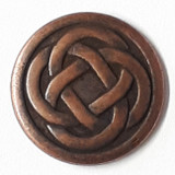 Dill Buttons | Celtic Style Buttons | 23mm - Main
