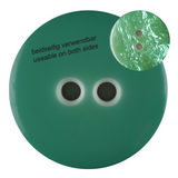 Dill Buttons | Green Buttons | 18mm