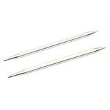 KnitPro Nova Cubics Inter-changeable Metal Tips | Standard Length | 4 mm - 8 mm - Main Image