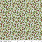 Anne of Green Gables Christmas Fabric Collection | Riley Blake | Fabric Pattern, C 6492 Gray - Main Image