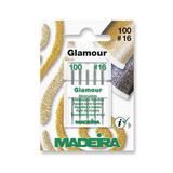 Madeira Machine Embroidery Needles, Glamour / Decora | Size 100, No. 16 | 5 Pcs - Main Image