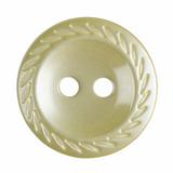 Cut edged buttons | 14 mm | Lemon | Trimits buttons