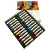 Sennelier Oil Pastels Set of 24 Assorted Colours - Main Image