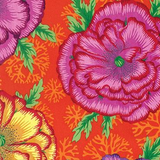 Orange   Henley   Kaffe Fassett   Mez Gmbh Fabrics - Main Image
