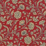 Vive La France   French General   Moda Fabrics   13830-12   Amboise, Rouge