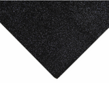 Acrylic Felt  - Glitter | 23cm x 30cm | The Craft Factory to Trimits | AF02 | Various Colours