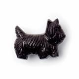 Black Scottie Dog Buttons | 17mm | ABC Buttons