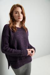 Kemp Town Sweater Knitting Pattern   Erika Knight Wild Wool