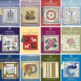 Textile Heritage | Cross Stitch Kits | Needle Cases | Various Designs | Main Image