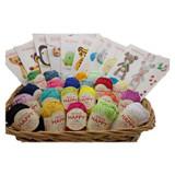 Sirdar Happy Cotton DK 20g | Various Colours - Main 1