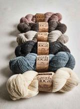 Erika Knight Wool Local 4 Ply 100% British Wool, 100g Hanks   Various Shades - Main