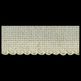Aida Band | 16ct | 50mm | Half Metre Lengths | Zweigart | Colour 53 Hessian