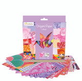 'Lollipop', 20 x 20 cm, 70g Origami Paper | 60 sheets + 1 Eye Sticker Sheet (ORI20LOL)