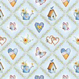 Hollie Hobby - Hearts and Butterfies | SPX Fabrics