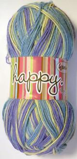 Wendy Happy 4 Ply Sock Yarn, 100g Balls | 2524