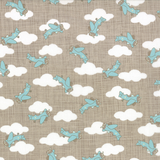 Storybook | Kate and Birdie | Individual Fabric | 13115-17 | Remnant 1.4m