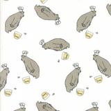 Darling Little Dickens | Linda Nelson | Moda Fabrics | Individual Fabrics | 49000-11 | Remnant 2m