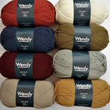 Wendy Pure Wool Aran, 200g balls | Various Shades - Main