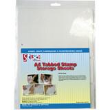 Stix 2 | Tabbed Stamp Storage Sheets | A4 | 4pcs