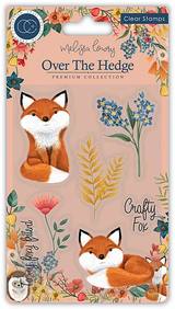 Craft Consortium | Over the Hedge | Henry the Fox Stamp Set