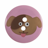 Dog Buttons | 19mm | Trimits Loose Buttons