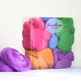 Hawthorn Handmade | Merino Felting Wool Bundle | Meadow