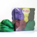 Hawthorn Handmade | Merino Felting Wool Bundle | Woodland