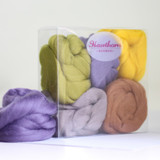 Hawthorn Handmade | Merino Felting Wool Bundle | Moorland
