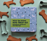 Apples to Pears | Gifts for Grown-ups | Wolf'em Down Dog Treat Kit