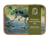 Apples to Pears | Gift in a Tin | Dinosaur Excavation Set
