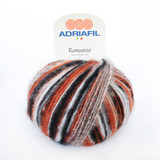 Adriafil Romanzo Yarn 50g Balls | Various Colours |  40 Rusts
