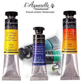 Sennelier l'Aquarelle Watercolour 10ml Tubes | Various Colours - Main