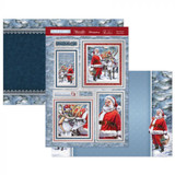 Hunkydory | Luxury Topper Set | A Wonderful Wintertime | Here Comes Santa Claus