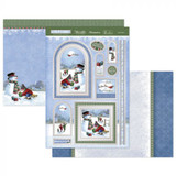 Hunkydory | Luxury Topper Set | A Wonderful Winter | Let It Snow