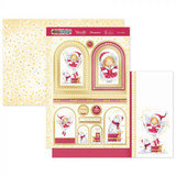 Hunkydory | Luxury Topper Set | Festive Friends | Fairy Wishes