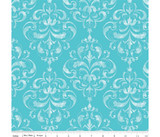 Sweet Melody | Riley Blake | EQS Fabrics | RBC8402-Blue