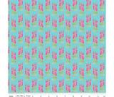 Sweet Melody   Riley Blake   EQS Fabrics   RBC8403-Light Blue