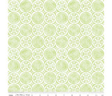 Sweet Melody | Riley Blake | EQS Fabrics | RBC8404-Green