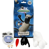 Silk Clay | Shaun the Sheep Farmageddon Modelling Kit | Shaun