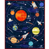 Lost In Space | Blank Quilting | EQS | BL9766P-99 - Solar System