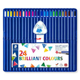 Staedtler Ergo Soft Coloured Pencils | 24 pack of Pencils - Main