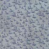 Ebb and Flow | Janet Clare | Moda Fabrics | 1480-23 | Cowes, Sky